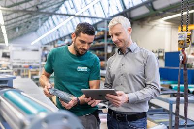 NETZSCH Pumpen & Systeme GmbH Bild 1